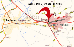 il museo dei carri – Normandia