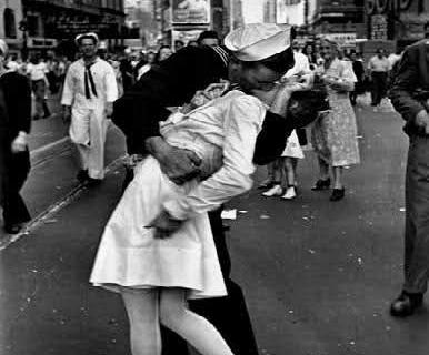 14 Agosto 1945, la guerra è finita.