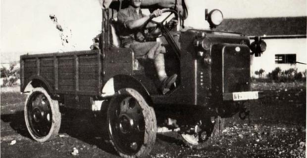 21 Agosto 1939 soldato Angelo Venturato, Albania