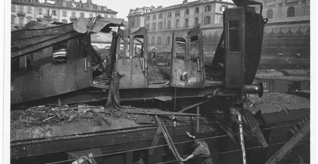 8 Agosto 1943, Torino bombardata dagli Alleati
