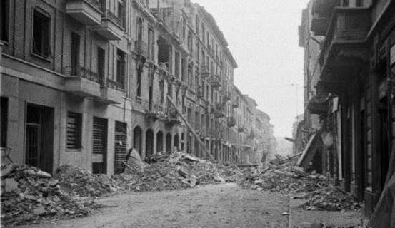 2 Agosto 1943, Milano bombardata dagli Alleati