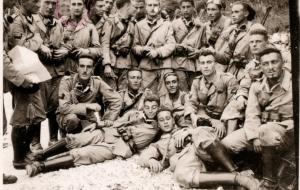 Il 51° Btg. Bersaglieri A.U.C. l'8 Settembre del 1943
